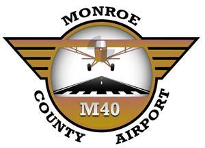 MONROE COUNTY AIRPORT logo