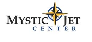 Mystic Jet Center logo