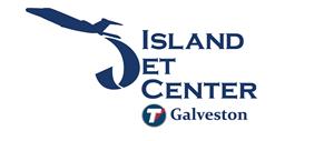 Island Jet Center logo