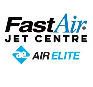 Fast Air Jet Centre (formerly Central Aviation) logo
