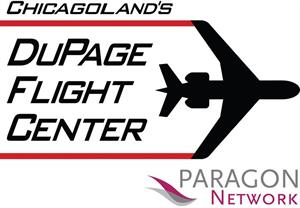 DuPage Flight Center logo