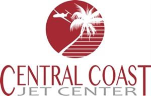 Central Coast Jet Center logo