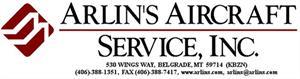 Arlin's Aircraft Service, Inc. logo
