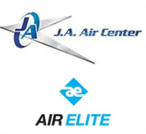 J.A. Air Center logo