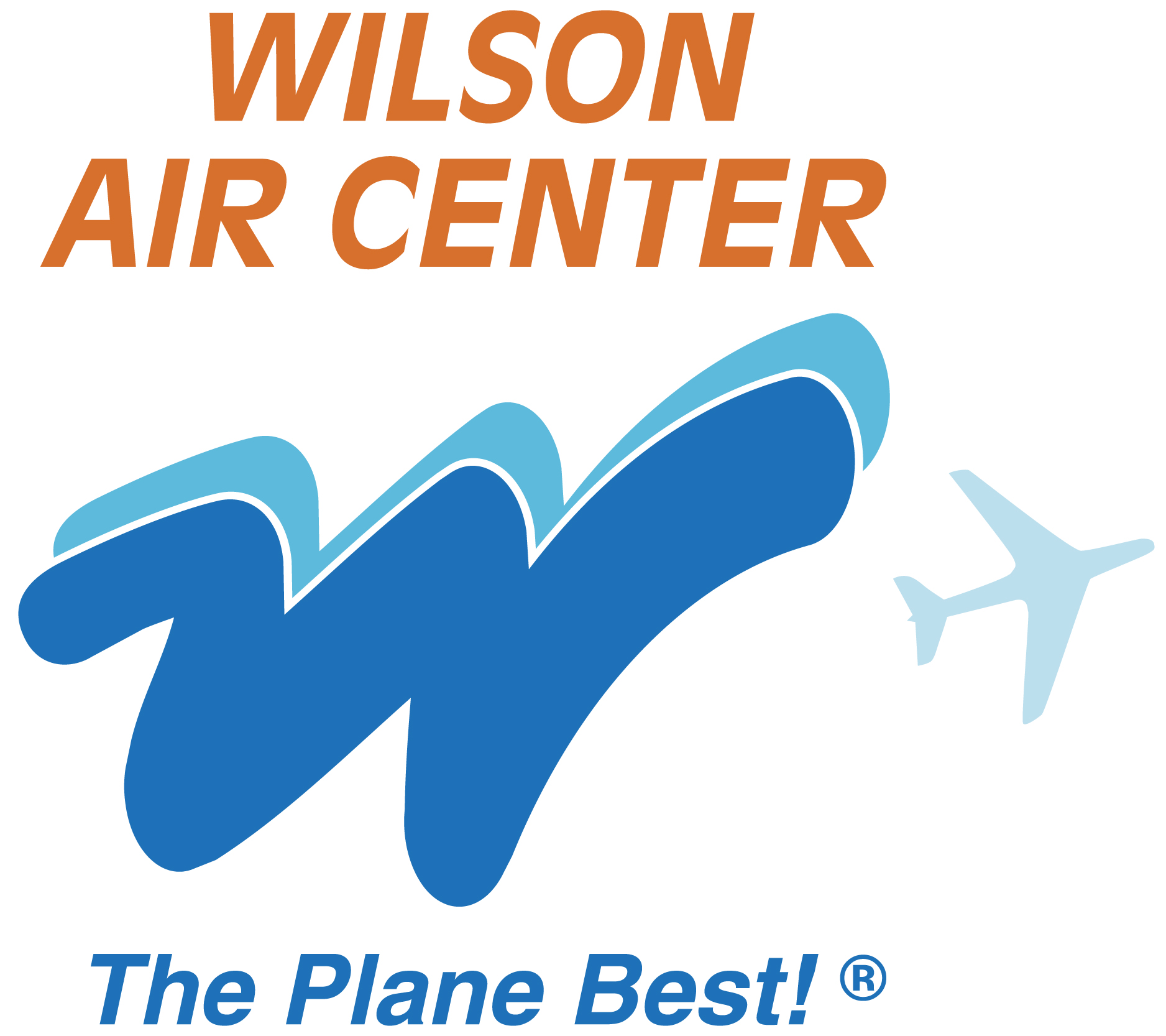 Wilson Air Center logo