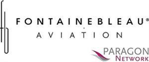 Fontainebleau Aviation logo