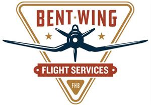 Bent Wing Flight Services logo